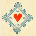 Entertainment - Playing card - Ace of Hearts - French