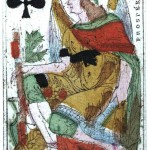 Entertainment - Playing card - Genie de Paix and Prosperite