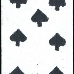 Entertainment - Playing card - Seven of Spades
