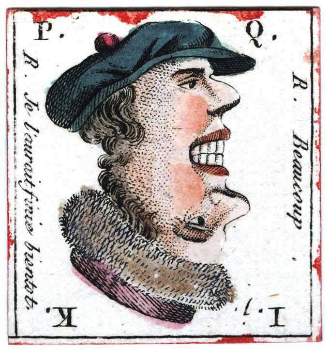 Entertainment - Playing card - Two faced