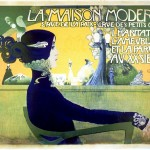 Art - Advertisement - Art Nouveau - La Maison Moderne
