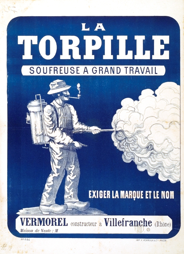 Art - Advertisement - French - La Torpille
