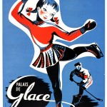 Art - Advertisement - French - Palace du glace