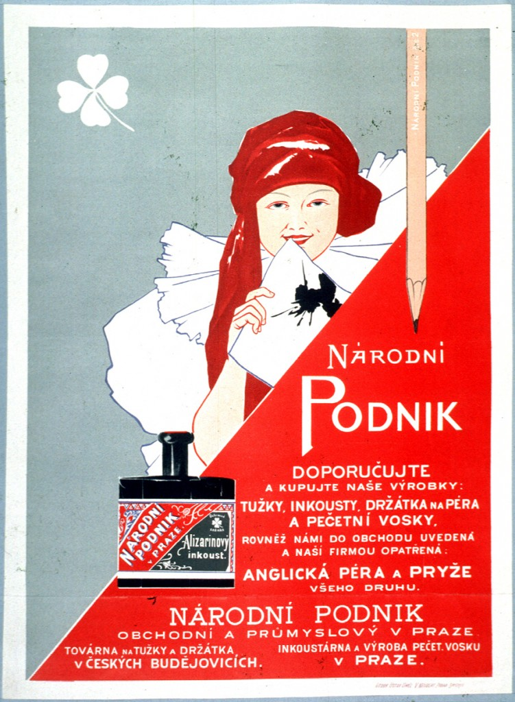 Art - Advertisement - Narodoni Ponik