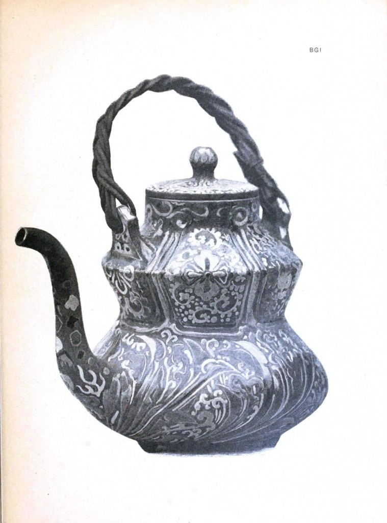 Design - Object - Japanese tea pot