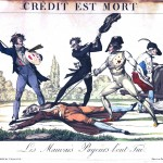 Geopolitical - Satire - French - Credit est Mort