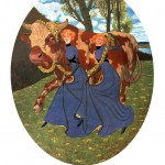Portrait - Illustration - Cowwomen