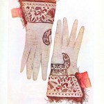 Design - Apparel - Glove with embroidered cuff