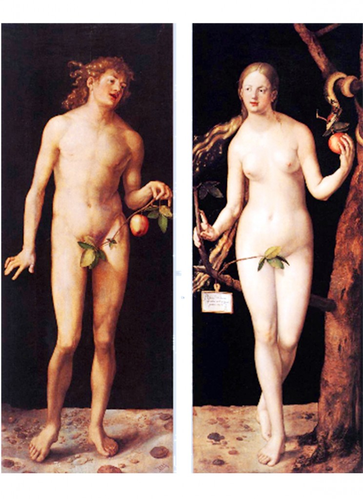 Animal - Reptile - Snake - Adam and Eve