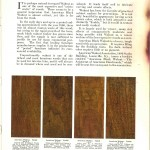 Color - Multi - Wood stains 10