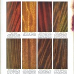 Color - Multi - Wood stains 13