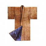 Design - Apparel - Asian - Brown kimono