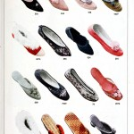 Design - Apparel - Asian - Kimono - shoes
