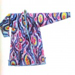 Design - Apparel - Asian - Patterned Mongol Jacket