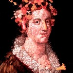 Portrait - Painting - Mythology - Flora