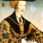 Portrait - Painting - Queen Anne of Hungary 1520