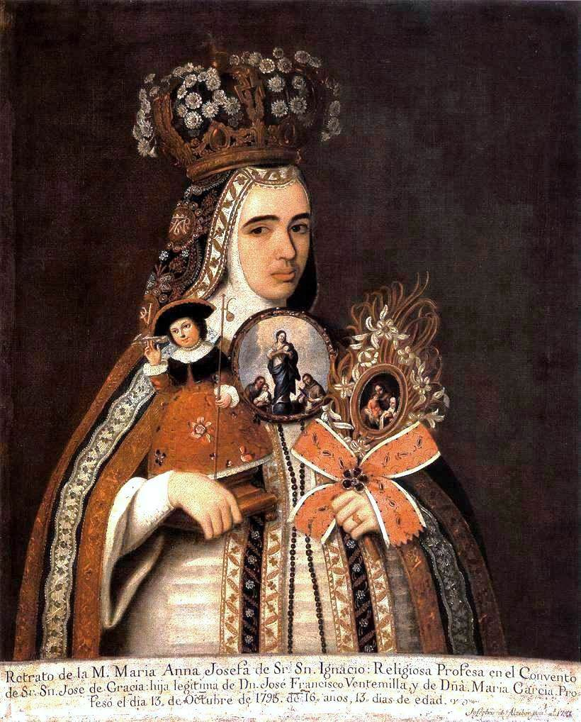 Portrait - Painting - Spanish princess