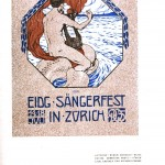 Art - Advertisement - Zurich Concert 1907