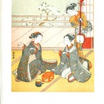Art - Asian - Illustration - Girls playing ken