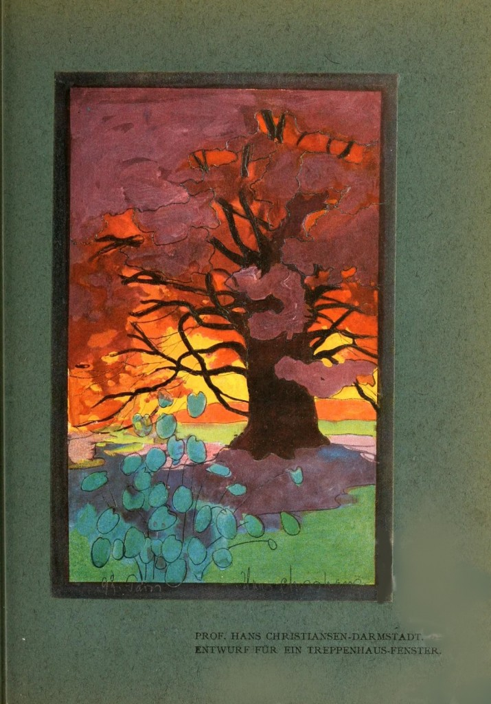 Art - Painting - Tree, colorful
