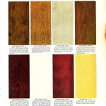 Color - Multi - Wood stains 1