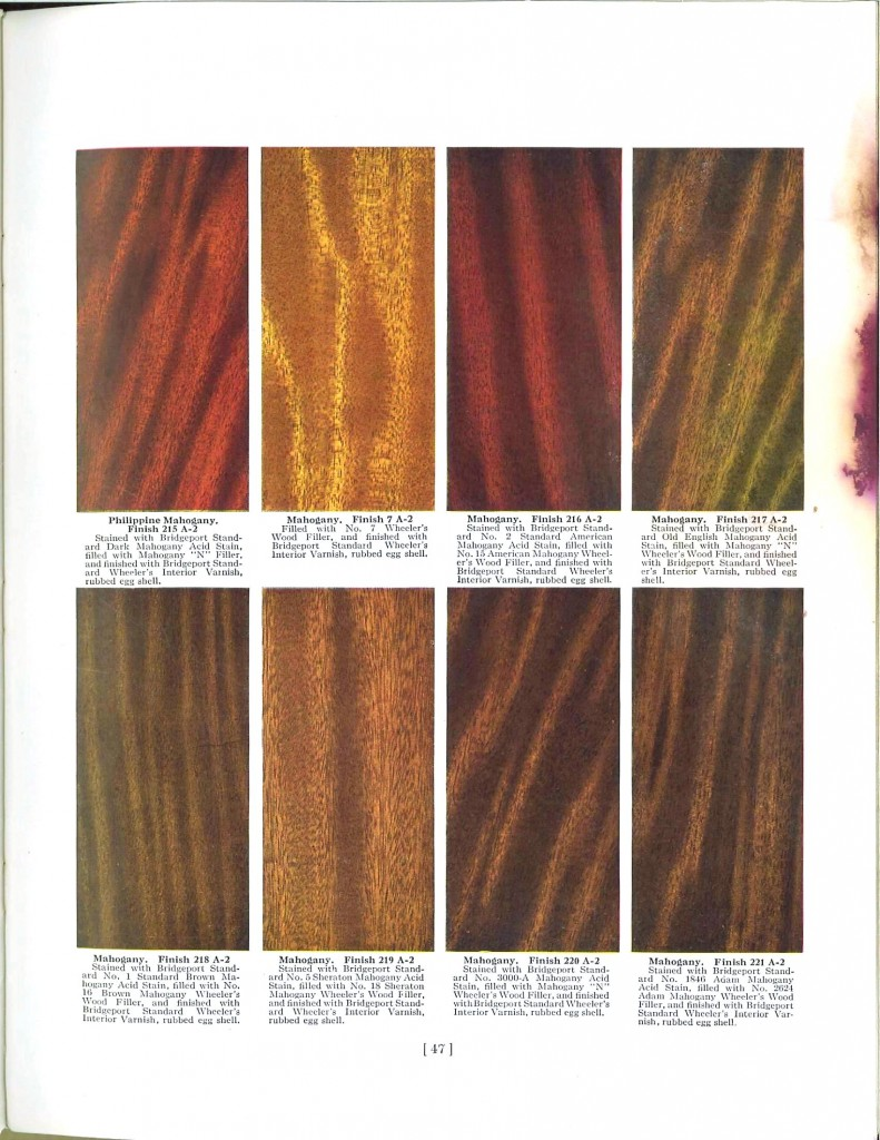 Colors Of Wood Stain Page 5 Of 5 Diy Woodworking Projects