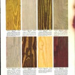 Color - Multi - Wood stains 8