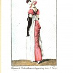 Design - Apparel - Dress, Costume Parisien 1807 - 2