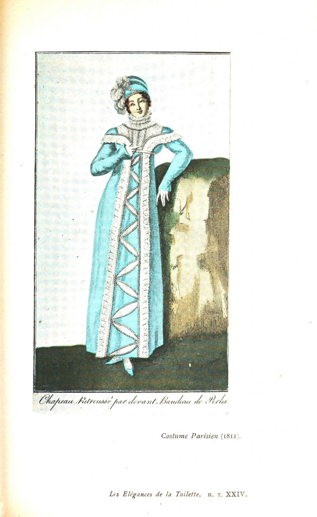 Design - Apparel - Dress, Costume Parisien 1811