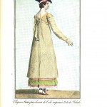 Design - Apparel - Dress, Costume Parisien 1814