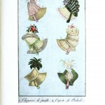 Design - Apparel - Hat, Costume Parisien 1814
