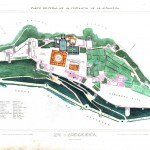 Design - Architectural - Alahambra, Fort plans