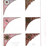 Design - Architectural - Alahambra, ornamentation 8, spandril 2