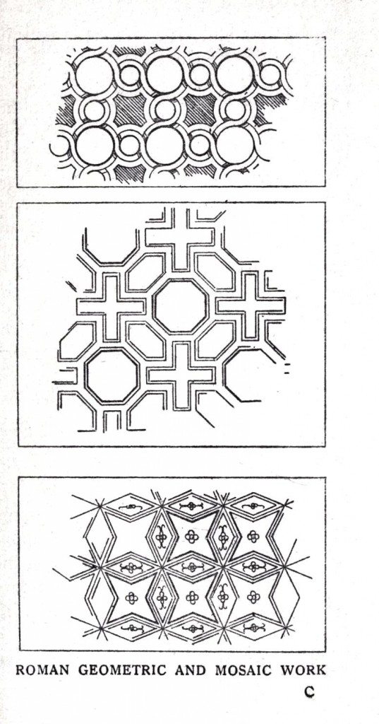Design - Architectural - Ceiling patterns