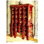 Design - Interior - Cabinet, Chinoiserie