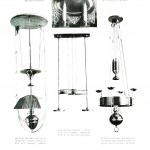 Design - Interior - Electric items, art nouveau lamps 1 (2)