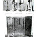 Design - Interior - Electric items, art nouveau lamps 1 (3)