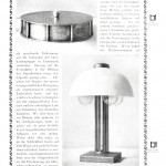 Design - Interior - Electric items, art nouveau lamps 1 (5)