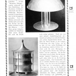 Design - Interior - Electric items, art nouveau lamps 1 (6)
