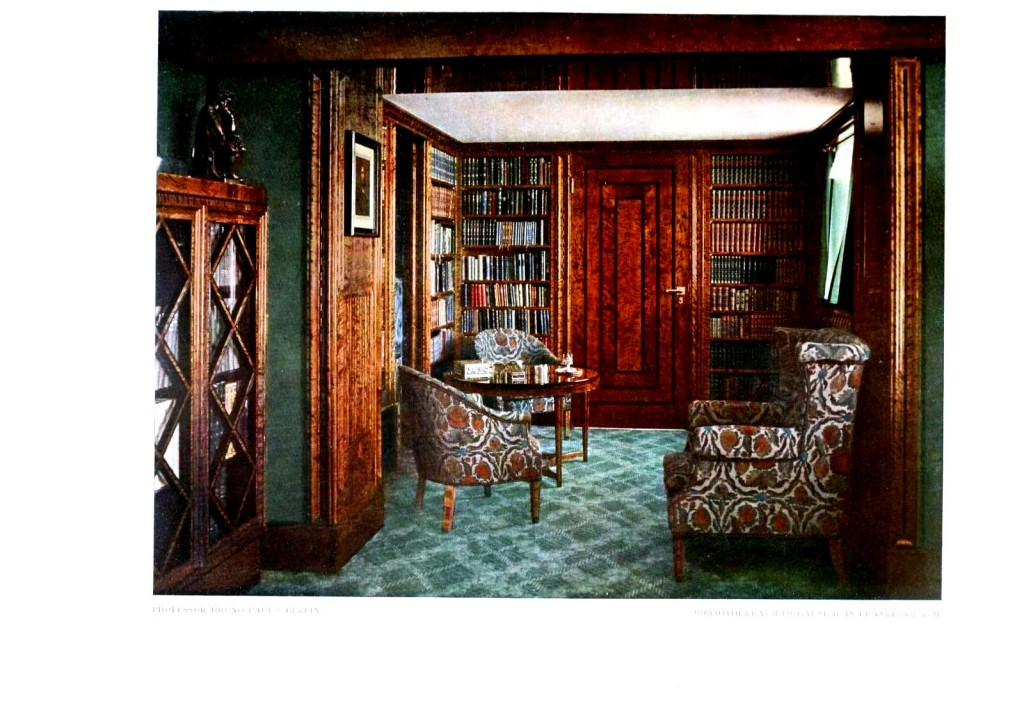 Design - Interior - Library 2
