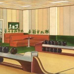 Design - Interior - Mid century - (3)