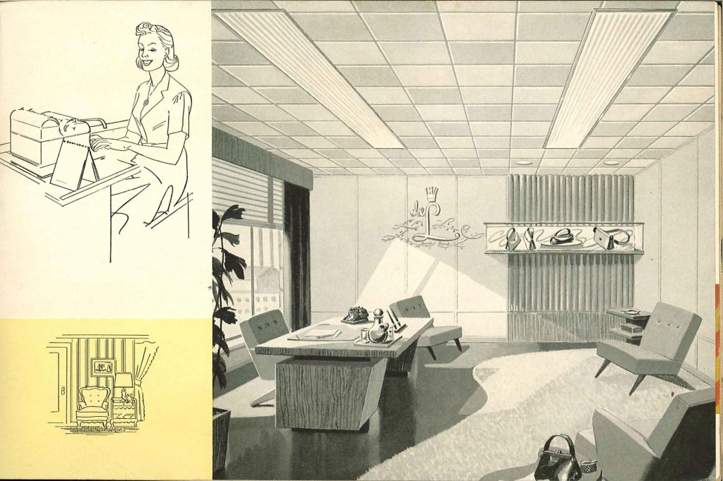 Design - Interior - Mid century - (4)