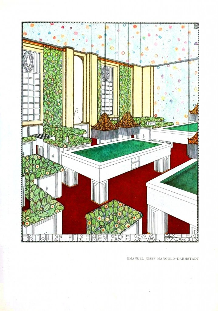 Design - Interior - Pool hall