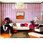 Design - Interior - Salon, mauve