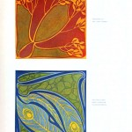 Design - Paper - Art nouveau abstract - (1)