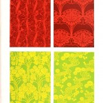 Design - Paper - Decorative design, nouveau panels 2