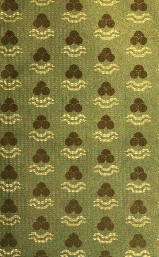 Design - Paper - Olive and sage deco