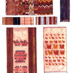Design - Textile - Guatamalan samples 2