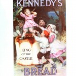 Ephemera - Advertisement - Kennedys Bread