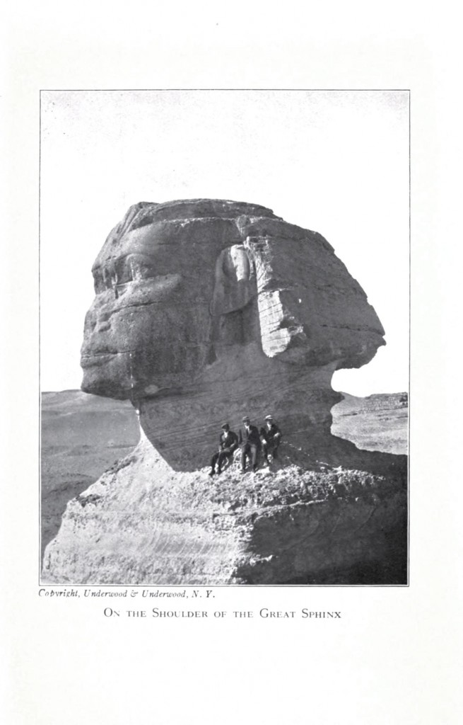 Geopolitical - Africa - Great Sphinx